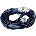 PPP18X - Marmat 18' Co-Phase Dual Lead Coax Cable