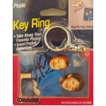 07207 - Key Chain with Picture Holder