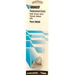 KN4 - Marmat 4mm Metal Replacement Side Screws (2/Pack)