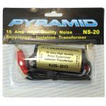 NS20 - Pyramid 15 Amp High Quality Noise Suppressor Isolation