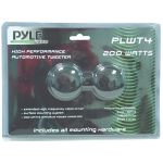 PLWT4 - Pyramid Surface Mount Piezo Tweeter Speaker Pair