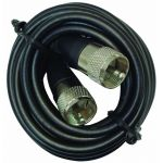 PP24TX - Antron 24' RG58AU Coax Cable with PL259 Connectors