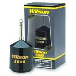 "W5000RT-B - Wilson 5000 Watt Roof Top Mount W/ 62-1/2"" Whip Antenna (Black)"