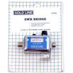 1049 - Goldline In Line Mobile Swr Bridge
