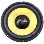 "LW1060K - Pyramid 10"" 300/600 Watts High Power Kevlar Woofer Speaker"