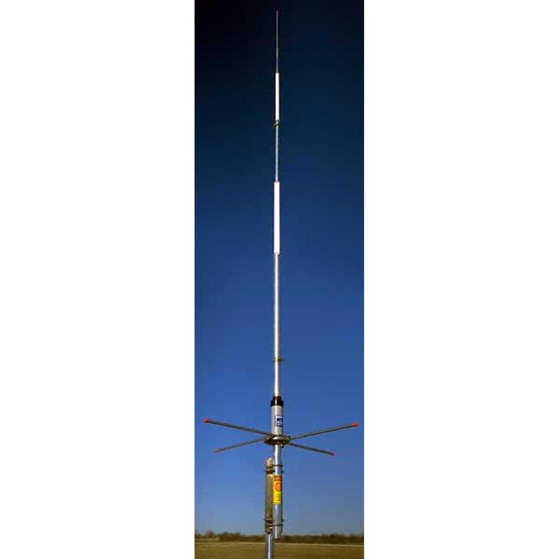 Hustler base station antenna