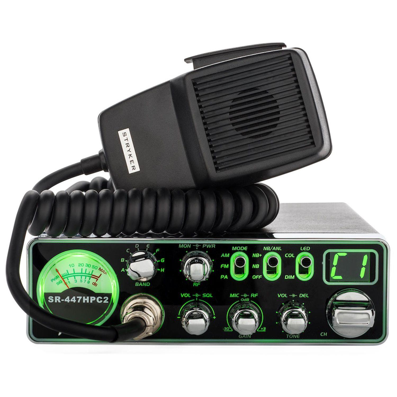 Radios :: 10 Meter radios :: STRYKER 55 WATT AM/FM COMPACT 10 METER