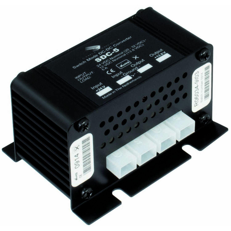 Power Supplies/Inverters :: SAMLEX SDC5 - 24 VOLT DC TO 12 VOLT DC