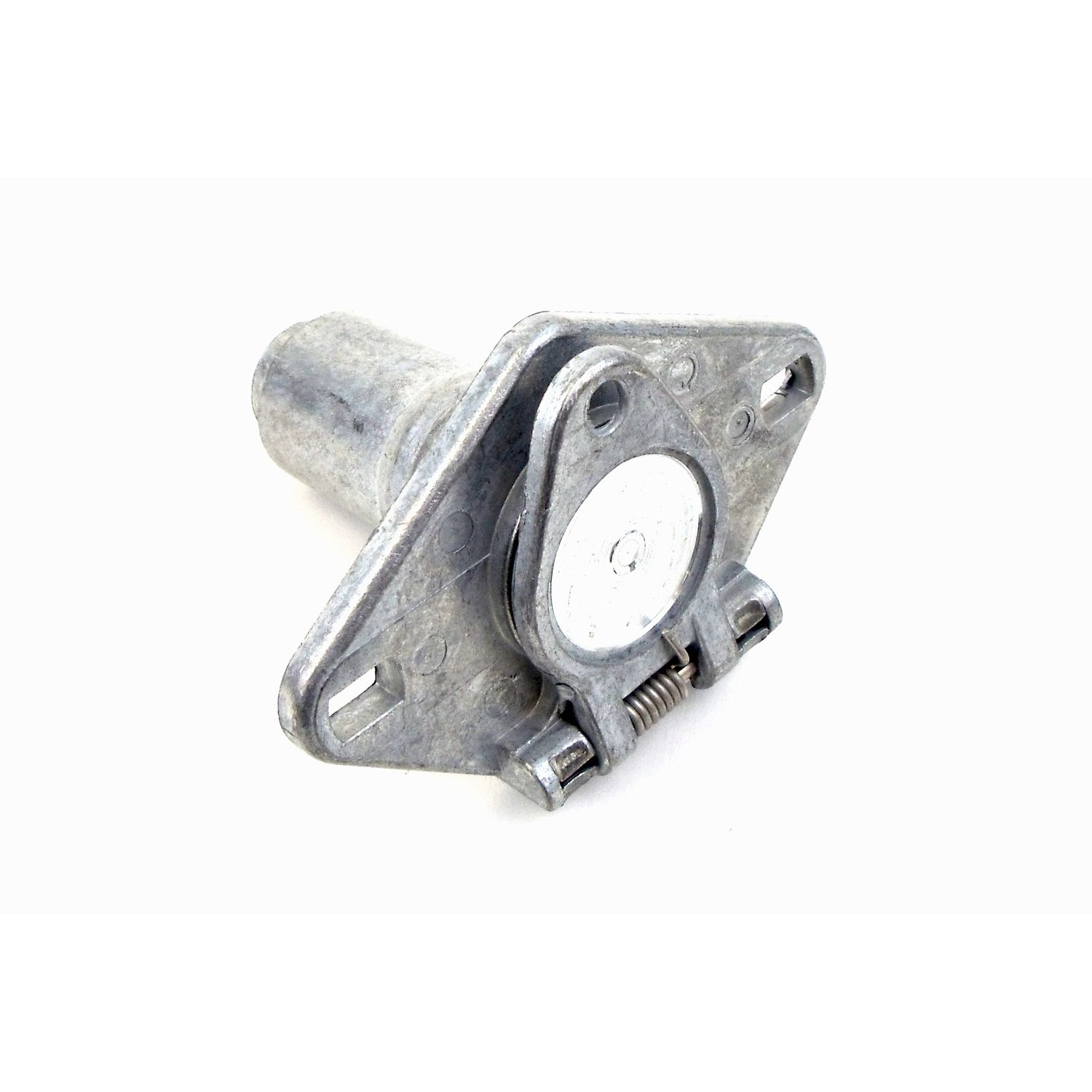 Clearance items :: 6-WAY TRAILER PLUG WITH SPRING LOADED COVER