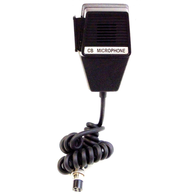 Accessories :: Microphones :: 4 PIN COBRA/UNIDEN REPLACEMENT