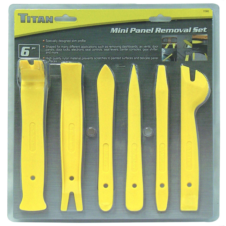 Miscellaneous :: Tools :: TITAN - 6 PIECE NYLON SLIM LINE REMOVAL