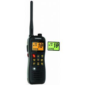 MHS235 - Uniden Floating Class D 6 Watt Handheld VHF Marine Radio