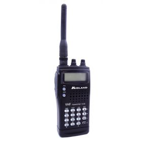 73030 - Midland Palm Size 2 Meter Vhf Transceiver