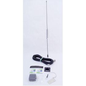 APR153 - Maxrad 150-174 MHz 50 Watt Glass Mount VHF Antenna