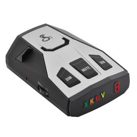 RAD350 - Cobra Radar Detector And Laser Detector