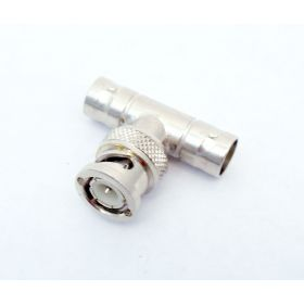 402602 - Twinpoint Bnc T Connector - Double Female To Single Male