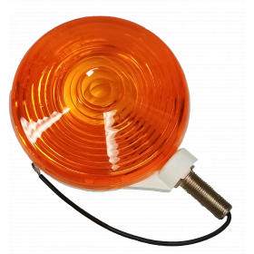 567A - NU-CO Amber Single Wire Turn Signal