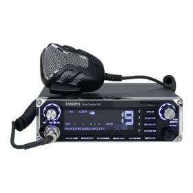 BearTracker885  - Uniden Full-Featured 40-Channel CB Radio w/ Scanner