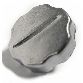 DX2-C - Twinpoint Chrome 5mm Plastic Side Knob