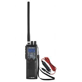 HH50WXST - Cobra Handheld CB Radio with Weather