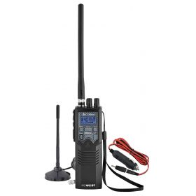 HHRT50 - Cobra Handheld CB Radio with Weather