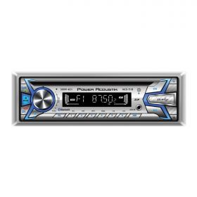 MCD51B - Power Acoustik 1 DIN Marine CD Player 32GB USB And Bluetooth