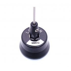 NMOQ - Larsen 136-512Mhz Load And Tip Only (Stainless Steel)