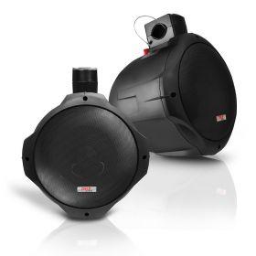 "PLMRB65 - Pyramid Pyle 200 Watt 6.5"" Pair Bullet Style Speakers"