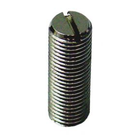 "S1B - ProComm 1"" x 3/8 - 24 Stainless Steel All Thread"