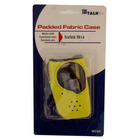 ACC312-Y - Maxon Tk14 Yellow Fabric Carry Case