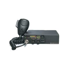 C18WXSTII -Cobra Economical CB Radio with Weather