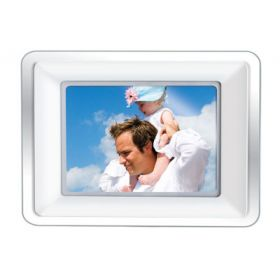 "DP772 - Coby 7"" Widescreen Color Digital Photo Frame"