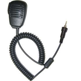 CM330001 - Cobra Black Lapel Speaker Microphone