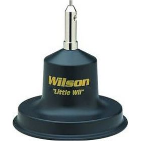 "LITTLE WIL - Wilson 36"" Magnetic CB Antenna 300 Watt"