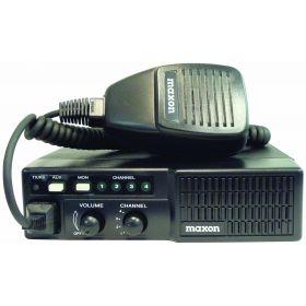SM2450 - Maxon Uhf 25 Watts 4 Channel Mobile Radio