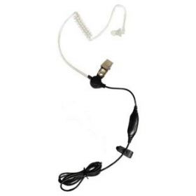 STARM1 - Klein Earpiece Ptt Clear Acoustic Coil for Motorola Radio