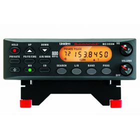 BC355N - Uniden 300 Channel Narrow Band Analog Base Scanner