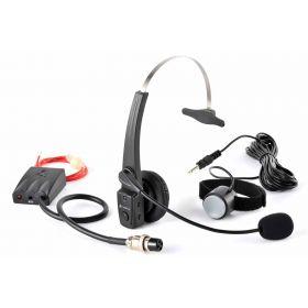 CABTCB4 - Cobra Hands Free Bluetooth Wireless CB Headset