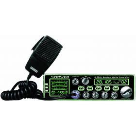 SR955HPC  - Stryker 10 Meter 80-90 Watt Radio with SSB