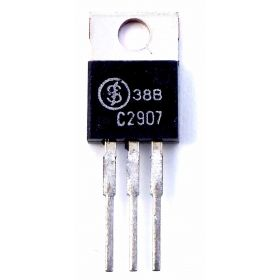 2SC2907 - Semiconductor (Plastic)