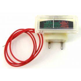 320004N001 - Cobra SRF Meter For C148GTL Radio (Front Mic)