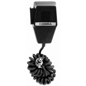 5620249001 - Cobra 5 Pin Replacement Microphone with 6' Cord
