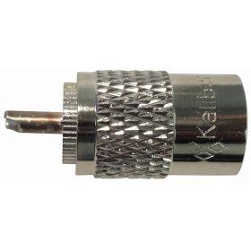 KPL259X - Kalibur PL259 Coax Connector