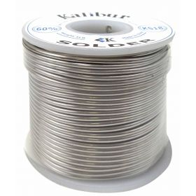 KS18 - Kalibur 60/40 Rosin Core Solder 1.8mm Diameter (1 Lb Spool)
