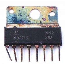 MB3712 - Linear I.C. - Fujitsu