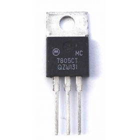 MC7805 - Linear I.C.- 5 Volt Regulator