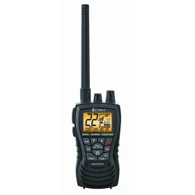 MRHH450DUAL - Cobra 6 Watt VHF and GMRS Floating Handheld Radio