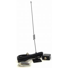 TG850D - Astatic Cellular Glass Mount Antenna With Tnc Connector