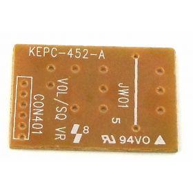 300002 - Cobra Circuit Board For Volume Potentiometer For 148NWST Radio
