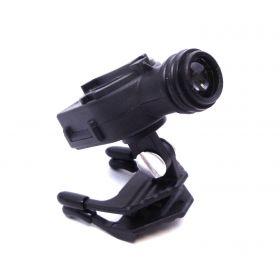 9968 - Maxon Clip-On Black Swivel Bil-Lite